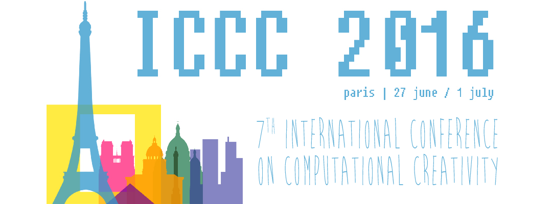 ICCC 2016 will be in Paris