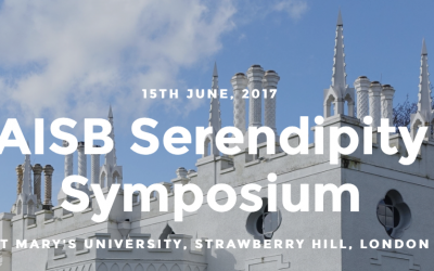 AISB Serendipity Symposium at Strawberry Hill, London